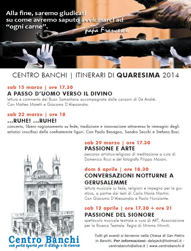 QuaresimaBanchi2014